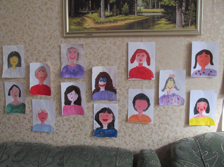 Поделки ко Дню Матери в начальной школе своими руками 75